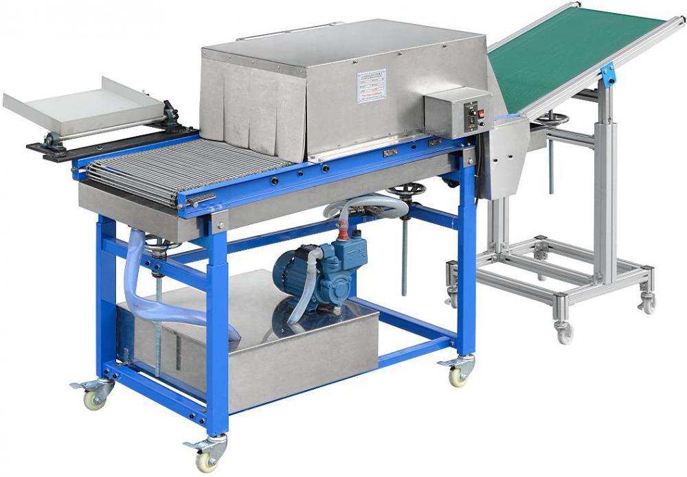 Конвейер производства конфет принцип работы цепного транспортера